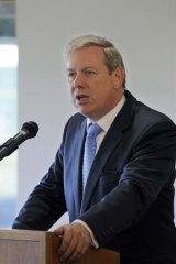 Victorian Minister for Health David Davis.