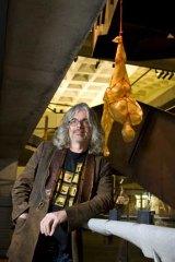 MONA creator David Walsh likes to keep things light-hearted.