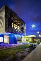 The community building that is part of a new retirement village at Traralgon.