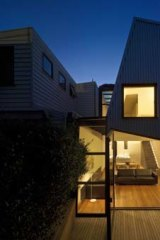The Law Street House by Muir Mendes.
