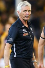 Mick Malthouse has become the first former Collingwood coach to take the top job at Carlton.