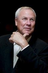Director Robert Wilson.