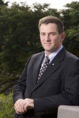 Greens Senate Candidate Stuart Yeaman.