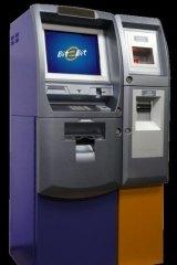 The Bit2Bit ATM.