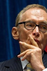 Foreign Affairs Minister Bob Carr.