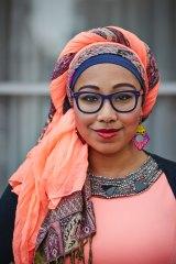 Australian activitst Yassmin Abdel-Magied.