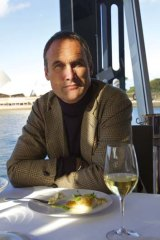 Hard to please ... A.A. Gill, the world's most feared food critic.