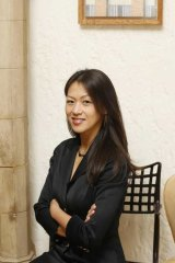 Tiger mother Amy Chua.