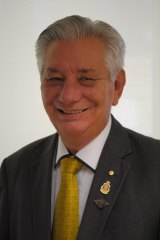 Peter Stephenson has stood down from the NSW RSL state council.