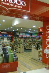 Dymocks store at Karrinyup WA recently reopened with new owners