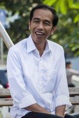 Indonesia's next president, Joko Widodo.