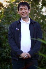 Riz Wakil: Runs his own printing business.
