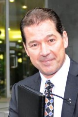 Dr Malcolm Hooper.