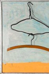 <i>Hangers</i>, by Tony Woods.