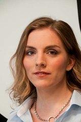 Alleged victim: Political activist Anna Ardin.
