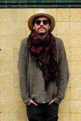 Hipster or not hipster: Ben Pierpoint.