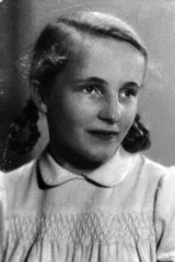 Gabriele Koepp, who as a 15-year-old was raped repeatedly by Soviet troops.