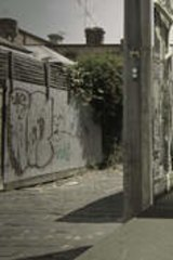 Daniel Crooks' <i>A garden of parallel paths</i>.
