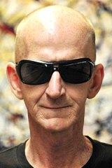 Artist Andrew Dowd, found dead on Wednesday.