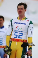 Bowing out: Toby Kane of Australia.