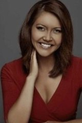 Emmy Kubainski will replace Libby Stone on the Nine News team in April