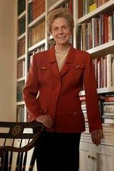 Honoured ex-pat: Professor Jill Ker Conway is awarded the AC.