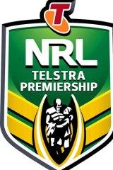 Revamp ... the new NRL logo for the upcoming season.