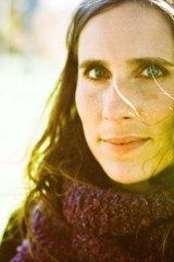 Award-winning Canadian folk musician Rose Cousins.
