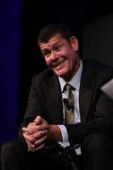 Melco Crown, 34 per cent owned by James Packer's Crown, has $US2.6 billion worth of projects under way in Macau.