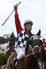 Champion jockey ... Danny Nikolic is under investigation.