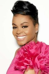 Piping hot: Jill Scott.
