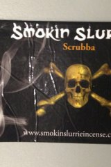 """Smokin slurries"": the illicit drug that Mr Punch is believed to have taken."