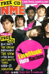 Now they're giving it away: influential music magazine NME becomes a