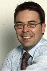 Michael Crutcher to replace outgoing <i>Courier-Mail</i> editor David Fagan.