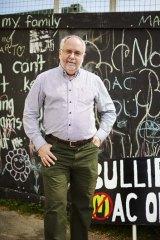 The No McDonald's spokesman … Garry Muratore.
