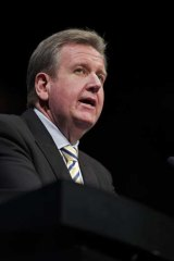 Funding for independent schools to be frozen ... Barry O'Farrell.