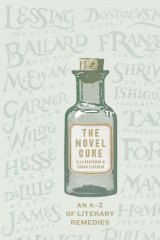 <i>The Novel Cure</i> by Ella Berthoud and Susan Elderkin.