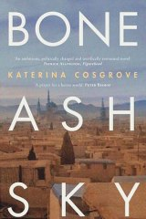 Bone Ash Sky by Katerina Cosgrove.