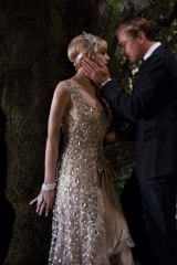 'Women looked pretty and men looked slick': Carey Mulligan and Leonardo DiCaprio in <i>The Great Gatsby</i>.