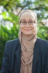 Greens candidate Toni Pikos-Sallie.