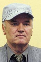 Ratko Mladic ... on trial for genocide next week.