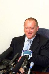 Nick Styant-Browne ... alleged Julia Gillard was asked to leave law firm.