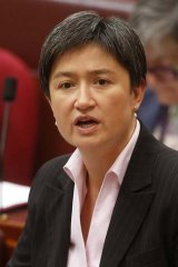 To argue the package will set up superannuation for years to come: Finance Minister Penny Wong.