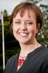 Tasmanian Premier Lara Giddings.