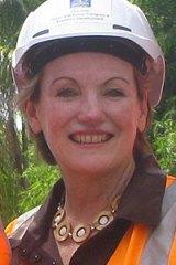 Brisbane councillor Jane Prentice.