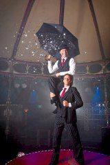 The English Gents of La Soiree.