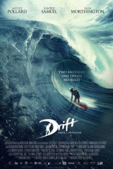 The Drift poster.
