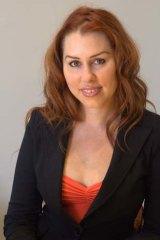 Wax on: Brazilian waxing specialist Svetlana Burckhardt.