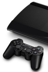 The new PS3's sleek lines will turn heads.