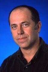 Q&A's executive producer Peter McEvoy.